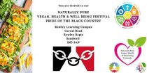 Naturally Pure Vegan Health & Well Being Festival 2019